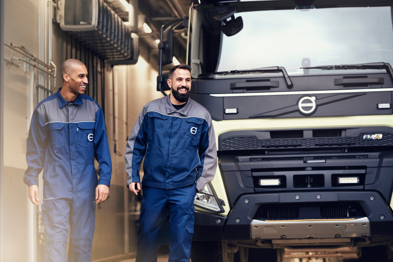 Volvo Trucks workshop services